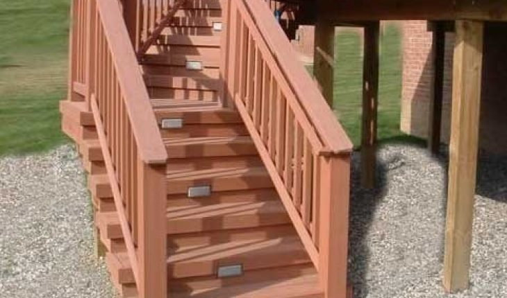 Bon How To Build Deck Stairs